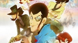 Lupin III Part V Best Wallpaper