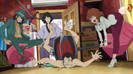 Lupin III Part V Photo Free