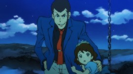 Lupin III Part V Wallpaper