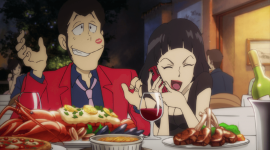 Lupin III Part V Wallpaper Free