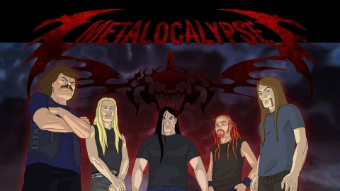 Metalocalypse wallpapers high quality