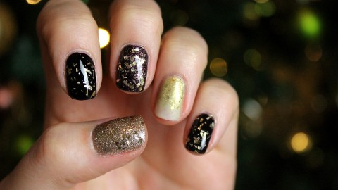 New Year's Manicure wallpapers high quality
