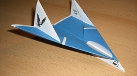 Paper Airplanes High Quality Wallpaper