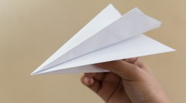 Paper Airplanes Wallpaper 1080p