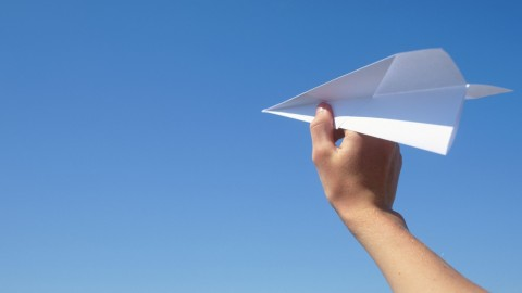Paper Airplanes wallpapers high quality
