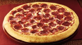 Pizza In A Pan High Quality Wallpaper