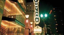 Portland Desktop Wallpaper HD