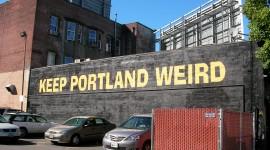 Portland Wallpaper HD