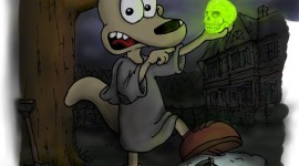 Rocko's Modern Life Wallpaper For Android