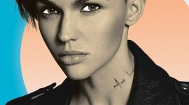 Ruby Rose Wallpaper For IPhone Free