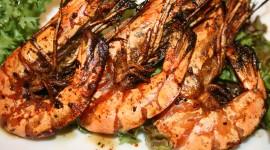 Spicy Shrimps Best Wallpaper