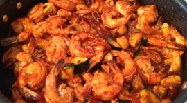 Spicy Shrimps Wallpaper Free