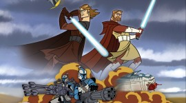 Star Wars The Clone Wars Aircraft Picture