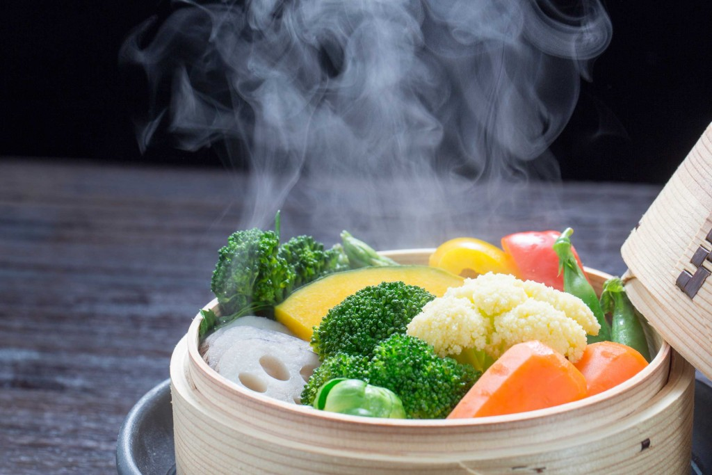 Steamed Vegetables wallpapers HD