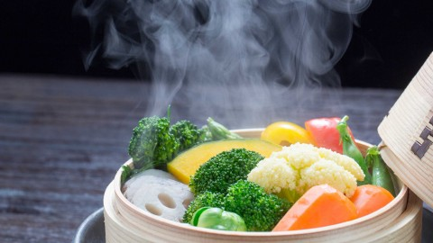 Steamed Vegetables wallpapers high quality
