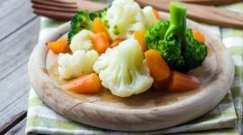 Steamed Vegetables Wallpaper For Desktop