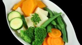 Steamed Vegetables Wallpaper High Definition