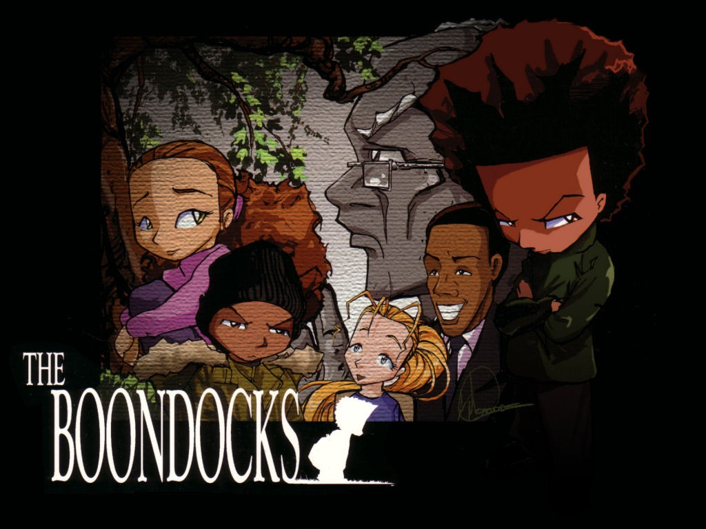 The Boondocks wallpapers HD