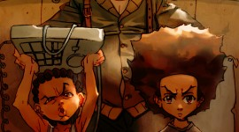 The Boondocks Wallpaper For IPhone