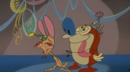 The Ren & Stimpy Show Wallpaper Free