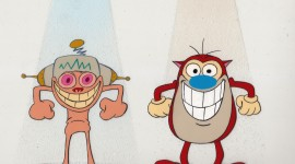 The Ren & Stimpy Show Wallpaper Full HD