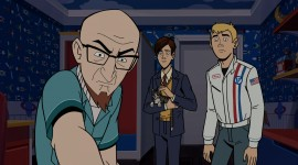 The Venture Bros Aircraft Picture