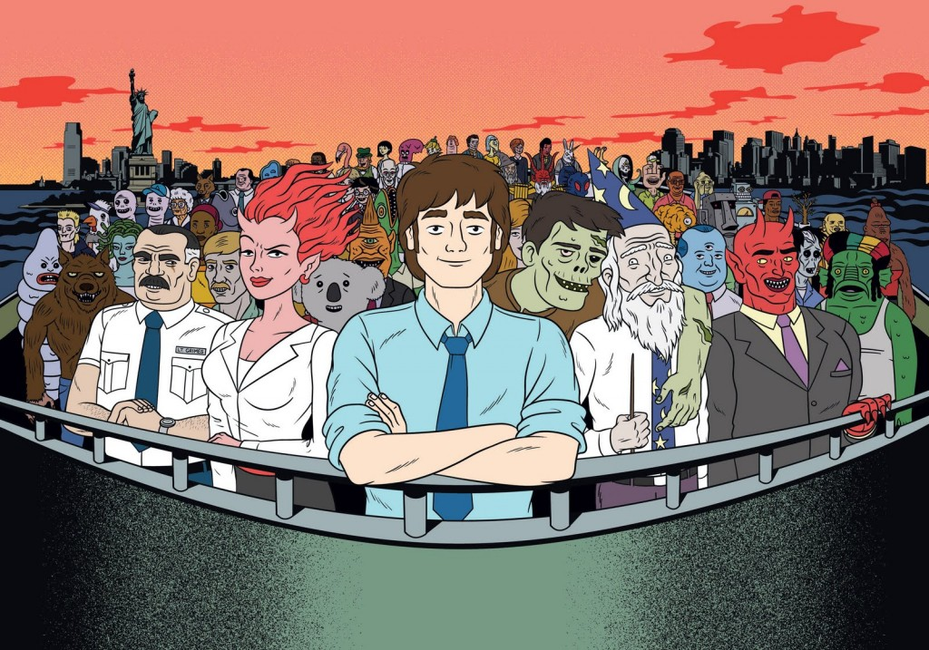 Ugly Americans wallpapers HD