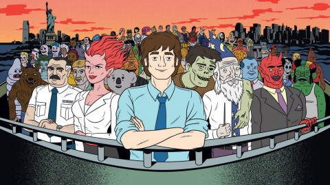 Ugly Americans wallpapers high quality