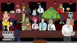 Ugly Americans Wallpaper 1080p