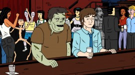 Ugly Americans Wallpaper For Desktop