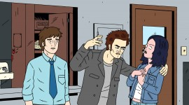 Ugly Americans Wallpaper Free