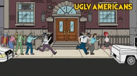 Ugly Americans Wallpaper Full HD