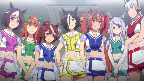 Uma Musume Pretty Derby wallpapers high quality