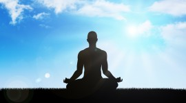 Vipassana Meditation Wallpaper Background