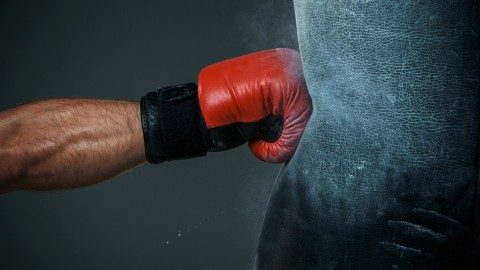 4K Boxing Glove wallpapers high quality