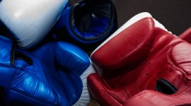 4K Boxing Glove Wallpaper For IPhone