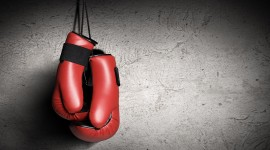 4K Boxing Glove Wallpaper Free