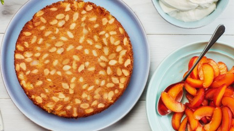 Apricot Cake wallpapers high quality