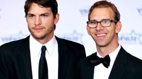 Ashton And Michael Kutcher wallpapers high quality