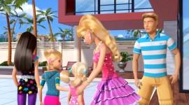 Barbie Dolphin Magic Desktop Wallpaper