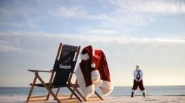 Beach Holiday Desktop Wallpaper