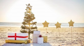 Beach Holiday High Quality Wallpaper