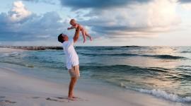 Beach Holiday Wallpaper 1080p