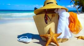 Beach Holiday Wallpaper