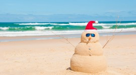 Beach Holiday Wallpaper Download Free