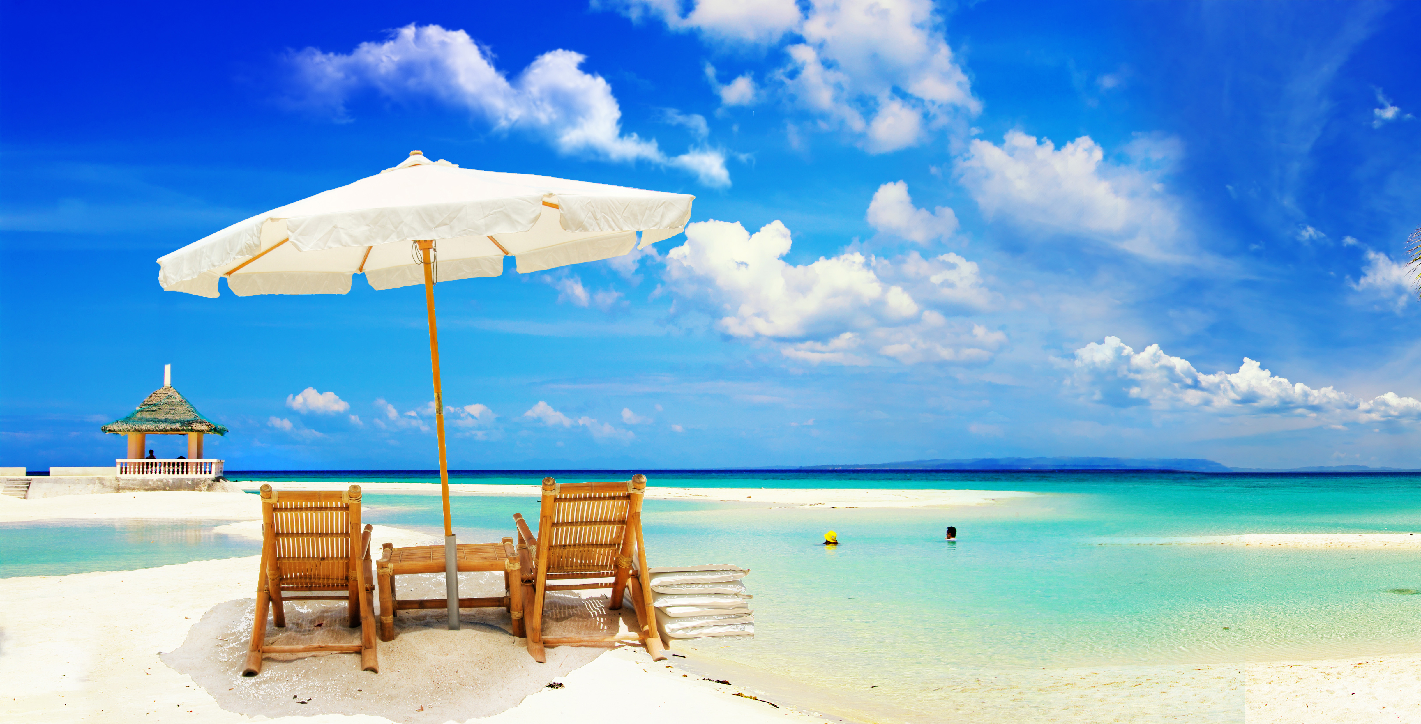 Beach Holiday Wallpapers High Quality Download Free