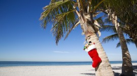 Beach Holiday Wallpaper Full HD