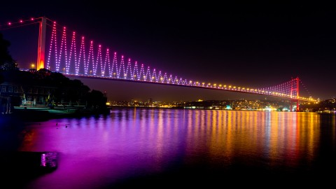 Bosphorus Bridge wallpapers high quality