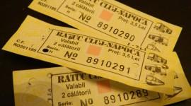 Bus Ticket Wallpaper