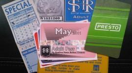 Bus Ticket Wallpaper Background